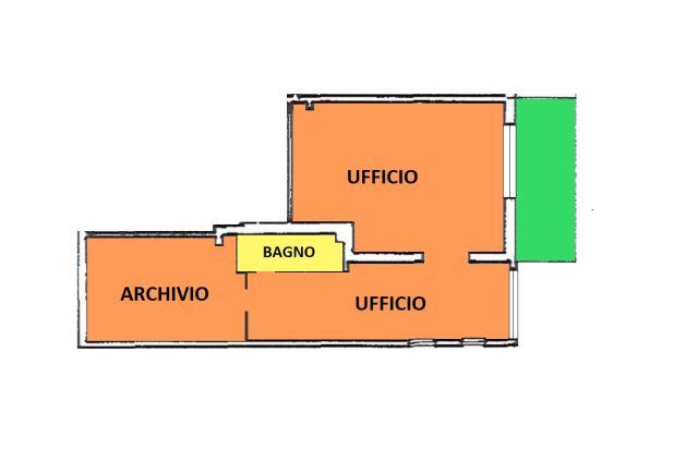 ufficio in vendita - laives